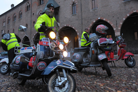 Vespa World Days 2014