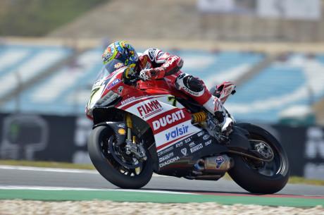 Chaz Davies - Ducati Superbike Team