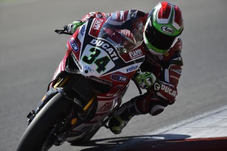 Davide Giugliano - Ducati Superbike Team