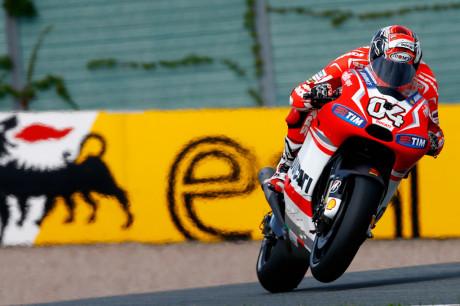Andrea Dovizioso - MotoGP 2014 - Sachsenring
