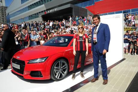 AC Milan - Audi TT