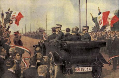 90 anni della prima Autostrada del Mondo