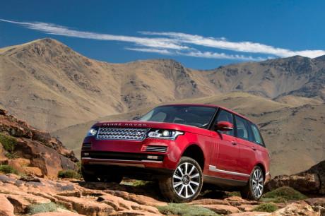 Range Rover Sport Model Year 2015