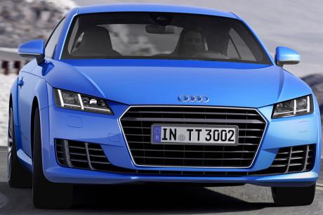 Bang & Olufsen  - Nuova Audi TT