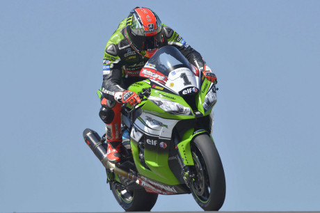 Tom Sykes (Kawasaki Racing Team)