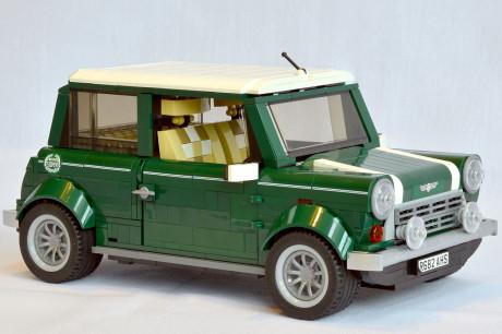 Una Mini di Lego