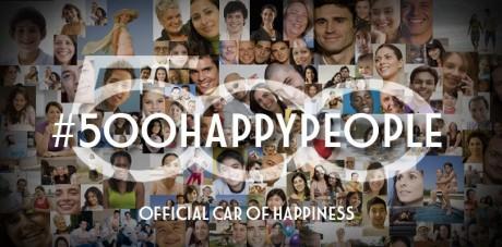 #500happypeople