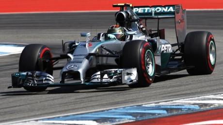 Rosberg - Hockenheim 2014