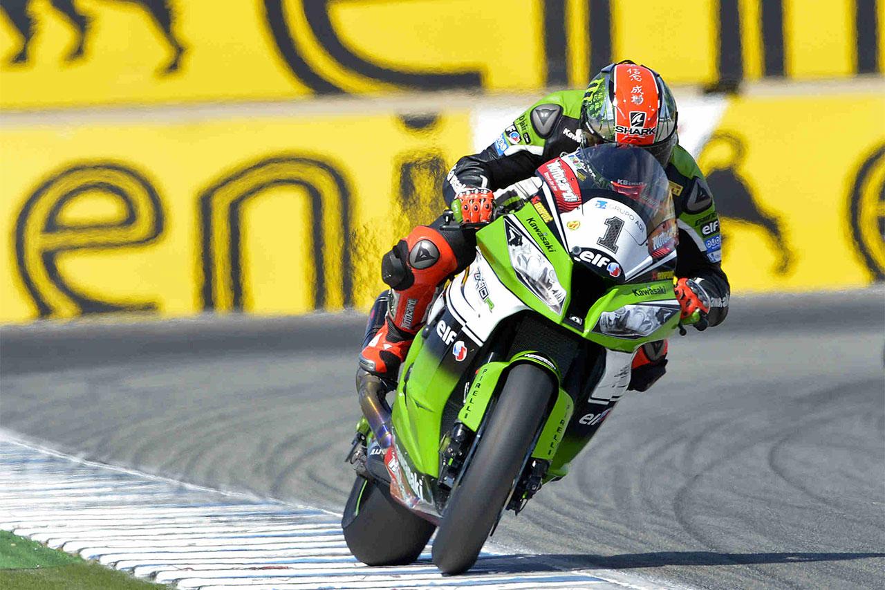 Tom Sykes vince in gara 2 a Laguna Seca