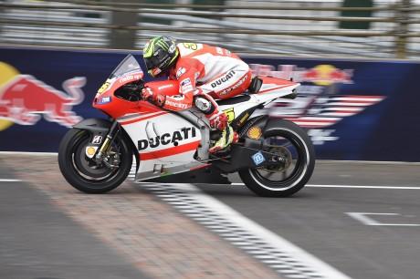 Crutchlow Team Ducati MotoGP