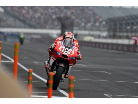 Indianapolis - Andrea Dovizioso - Ducati Team MotoGP