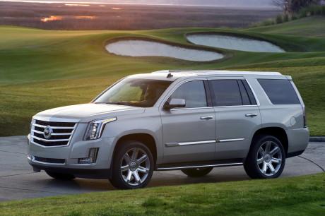 Nuova Cadillac Escalade