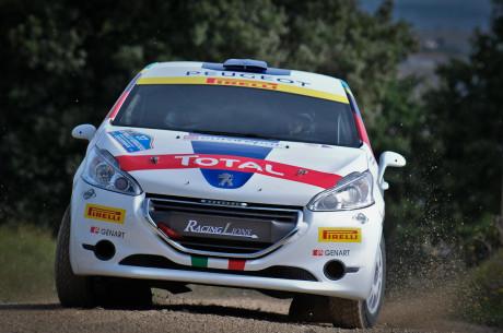 Peugeot vince il Campionato Italiano Rally Costruttori