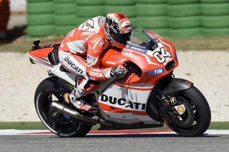 Andrea Dovizioso - Misano - MotoGP