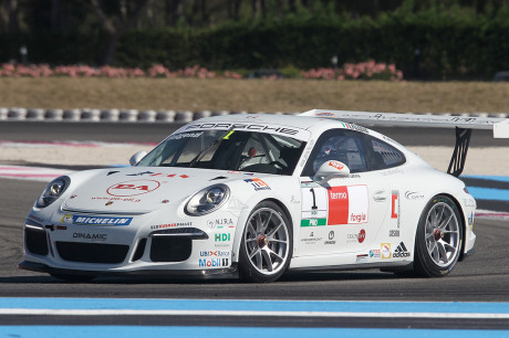 Enrico Fulgenzi - Team Heaven Motorsport by Dinamic