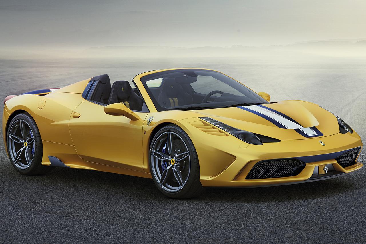 La Ferrari 458 Speciale A conquista Top Gear