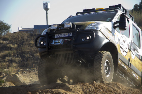 Iveco Daily4Africa