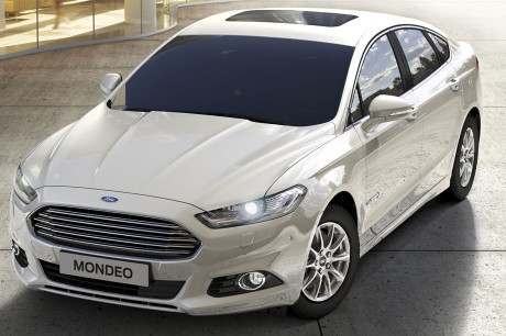Nuova Ford Mondeo Titianium Business
