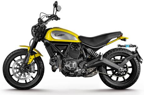 Nuovo Ducati Scrambler Icon