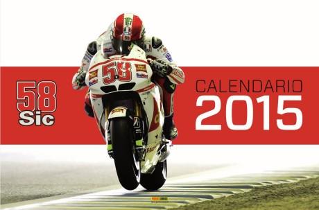 Calendario Marco Simoncelli