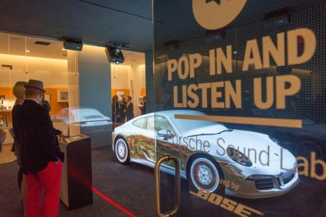 The Sound of Porsche