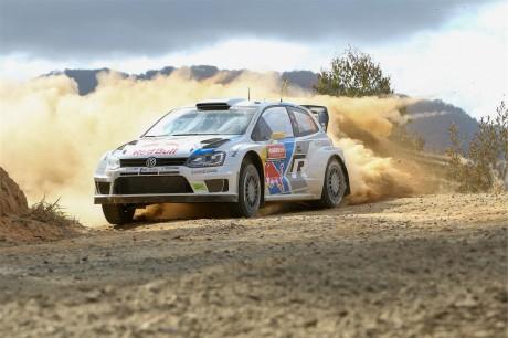 Volkswagen Campione del Mondo Rally 2014