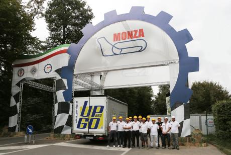 Autodromo di Monza - Ingresso