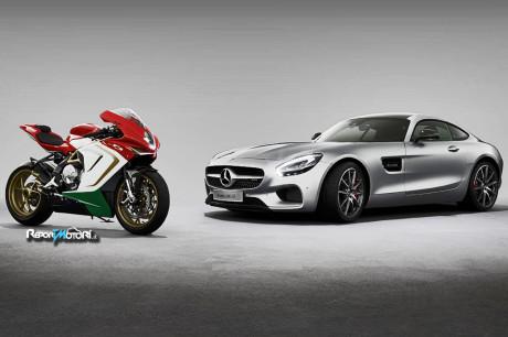 Accordo tra Mercedes-AMG ed MV-Agusta