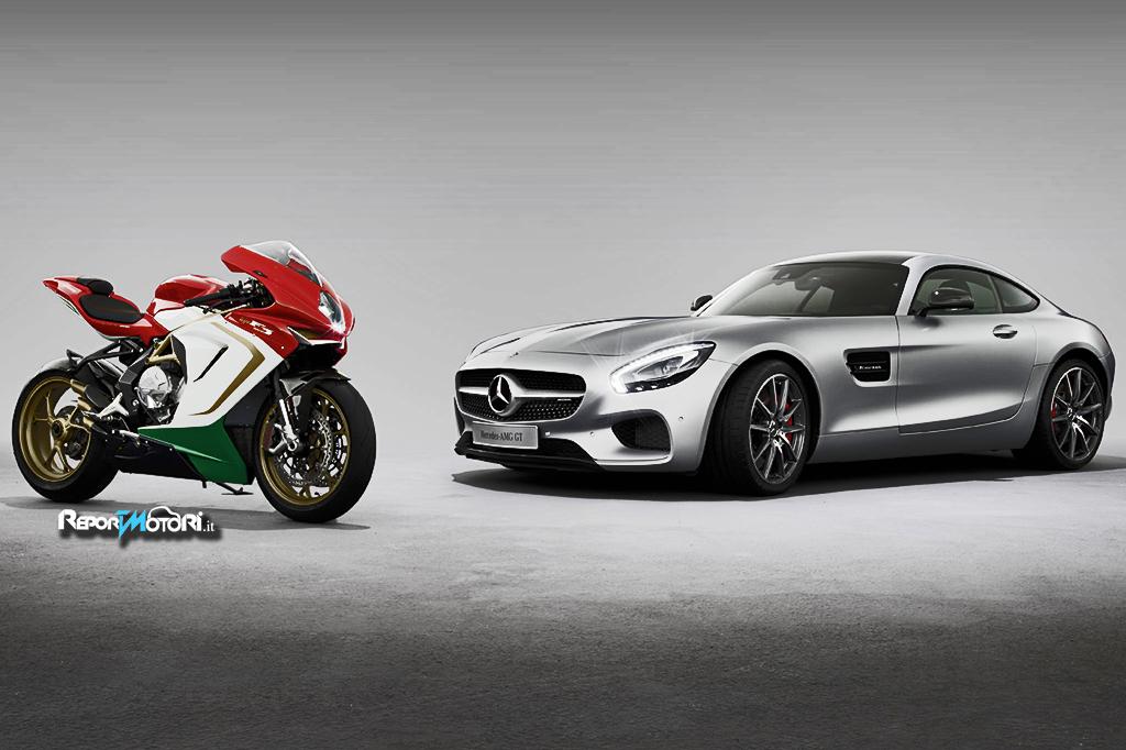 Accordo tra Mercedes-AMG ed MV Agusta