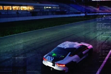 Audi RS7 Sportback - Guida Autonoma