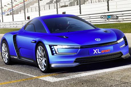 Audi XL Sport