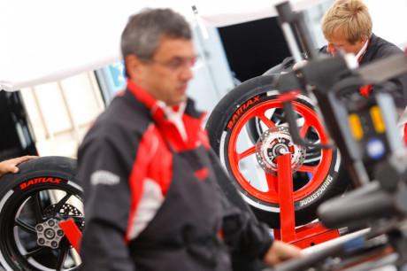 Bridgestone Slick MotoGP