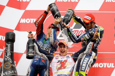 Marc Marquez - Campione del Mondo MotoGP 2014