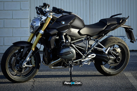 Nuova BMW R 1200 R