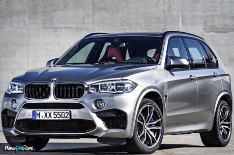 Nuova BMW X5 M