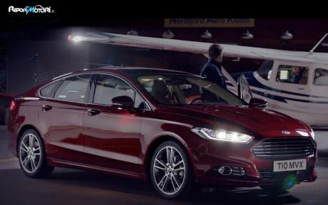 Spot nuova Ford Mondeo