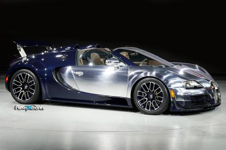 Veyron Ettore Bugatti