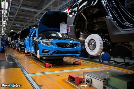 Volvo Cars - 1300 nuovi posti di lavoro a Torsland