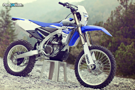 Nuova Yamaha WR250F