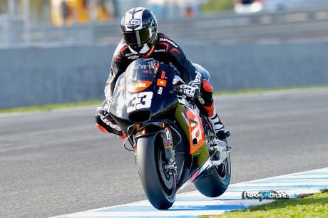 Aprilia Racing MotoGP - Marco Melandri