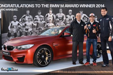 BMW M Award 2014 - Marc Marquez