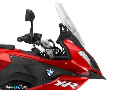 Nuova BMW S 1000 XR