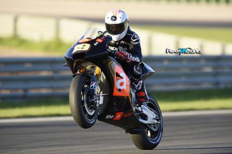 Alvaro Bautista - Team Aprilia Racing MotoGP