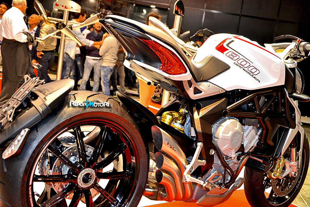 Hydro TRE by Hp Corse - MV Agusta Dragster 800 ...