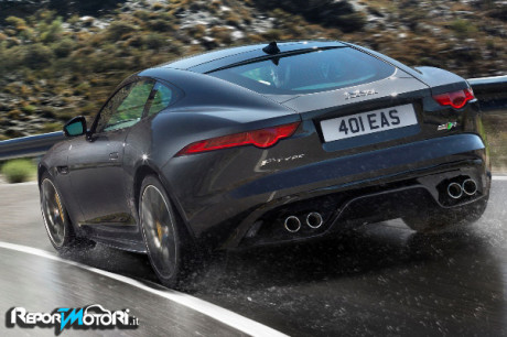 Jaguar F-TYPE AWD - IDD
