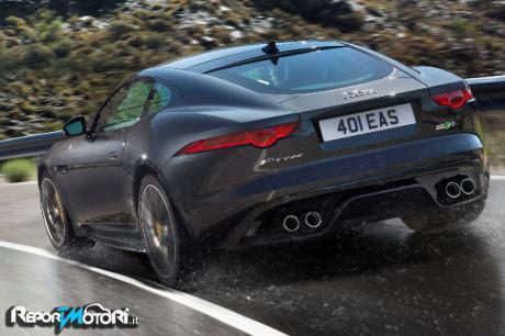 Jaguar F-TYPE AWD - IDD