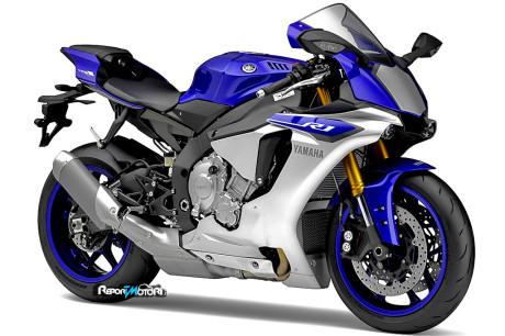 Nuova Yamaha R1 2015