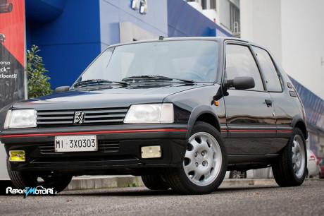 Peugeot 205 1.9 GTi 130 CV Plus