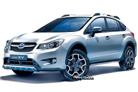 Subaru XV Adventure
