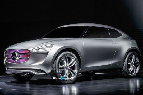 Concept Car - Mercedes G-Code